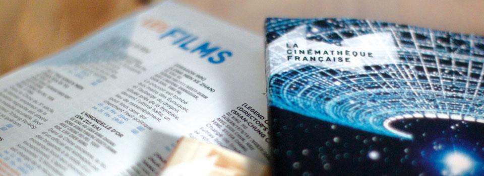 La Cinémathèque française – programme