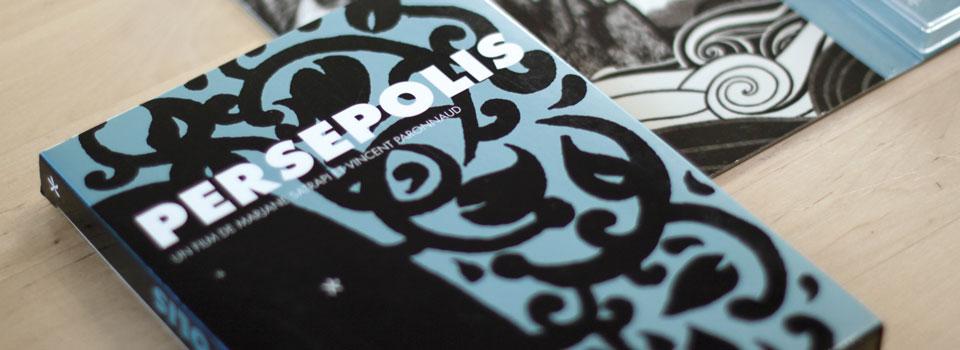 DVD | Persépolis