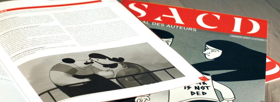 SACD | Journal des auteurs