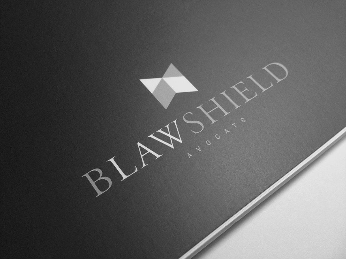 Blawshield - identité visuelle