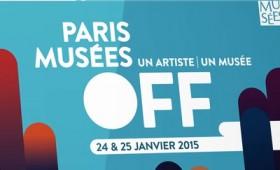 Paris Musées Off