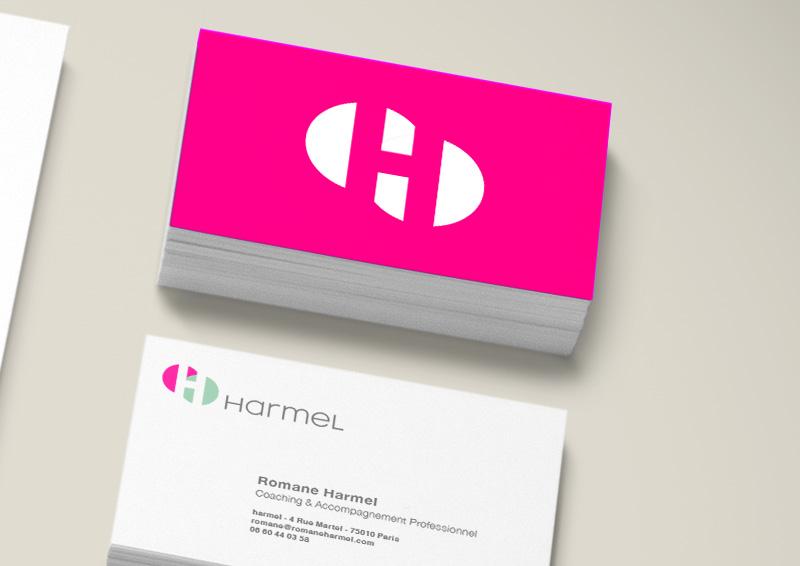 Harmel - identité visuelle