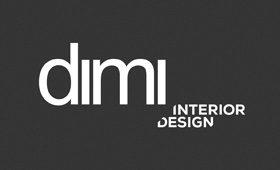 Dimi Interior Design – identité visuelle