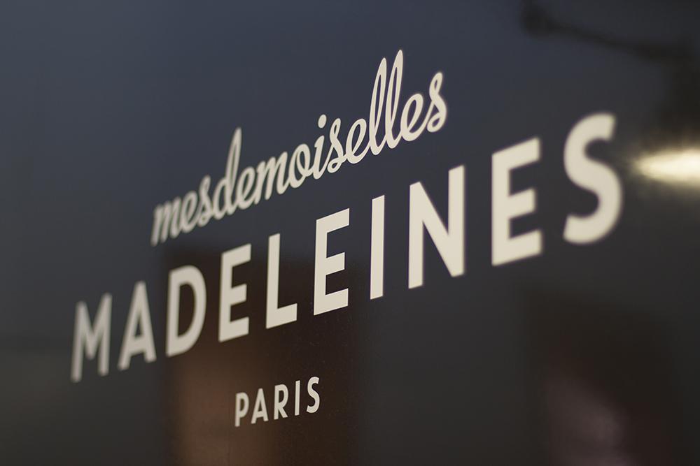 Mesdemoiselles Madeleines shooting et charte graphique - Damien Rossier
