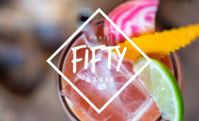 Fiftyfifty Bar – Shooting