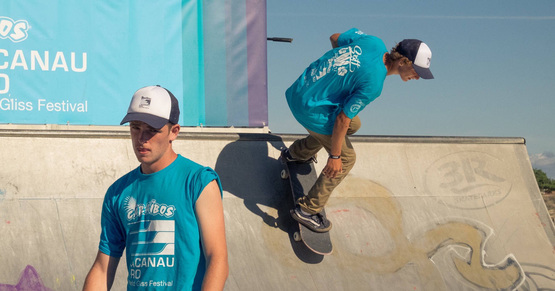 Skateboard et skateboarders Photo Damien Rossier