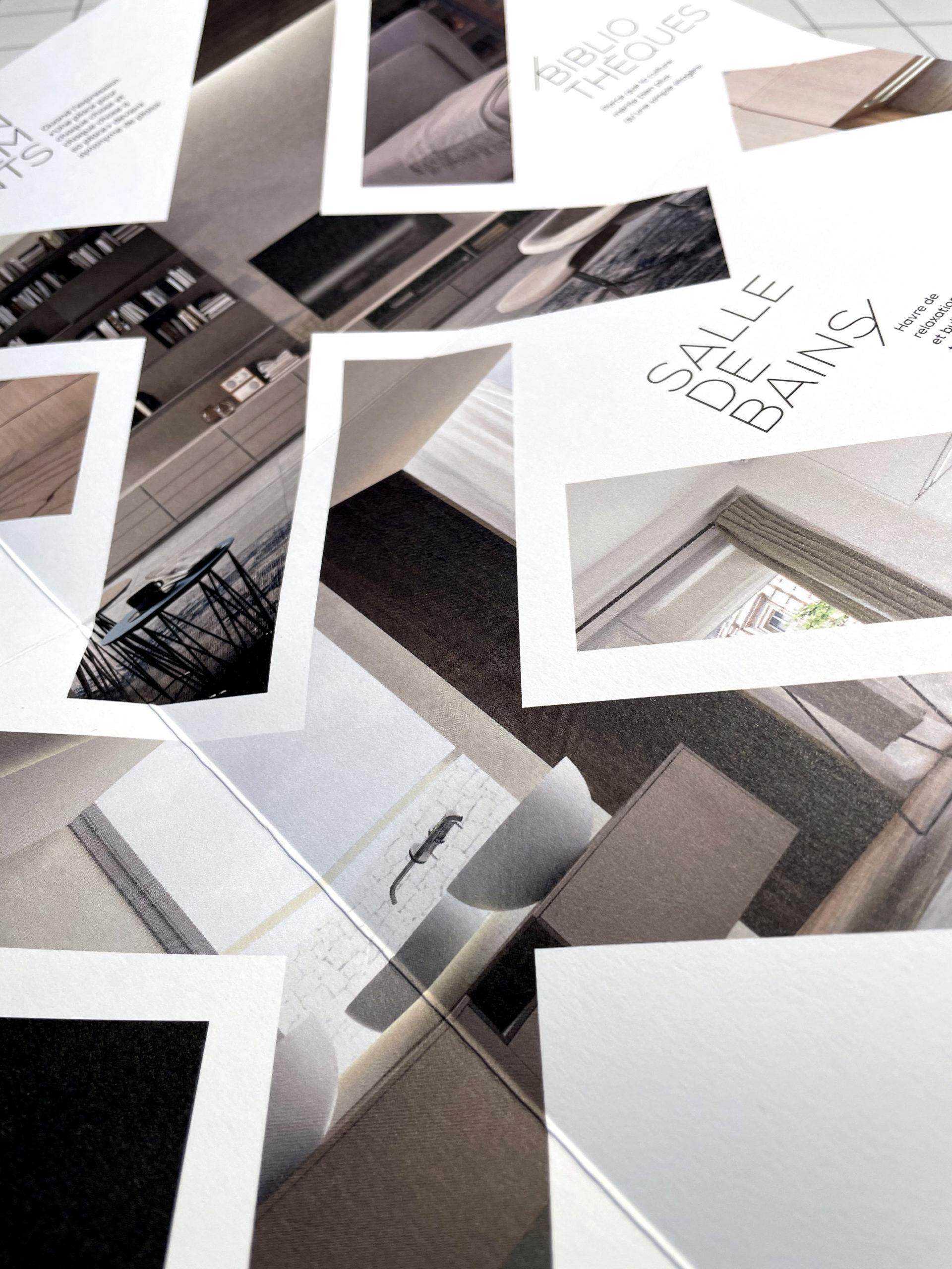 Dimi Interior Design identité visuelle