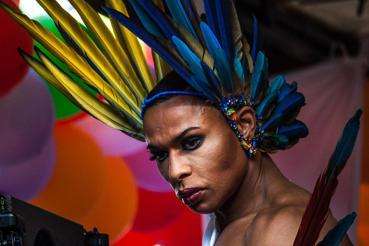 Gay Pride 2018 Paris Photo Damien Rossier