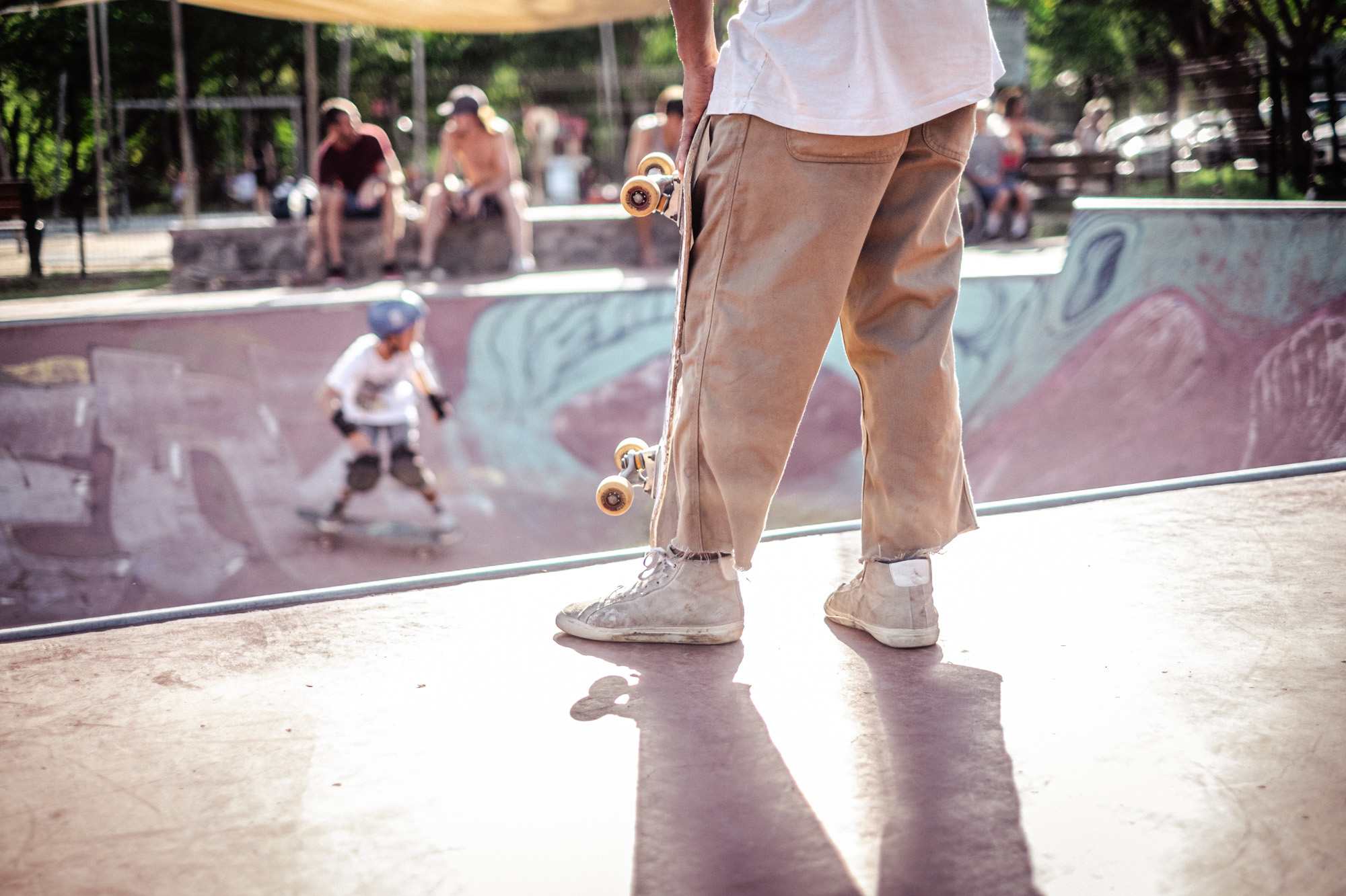 Skateboarding La Réunion - photo Damien Rossier