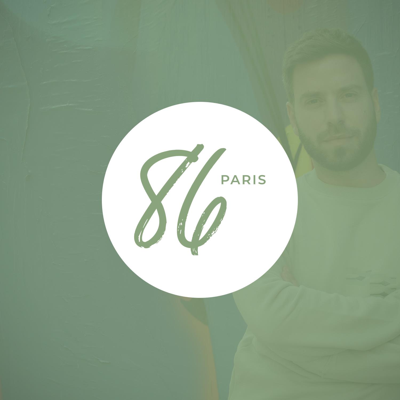 86 Paris charte graphique