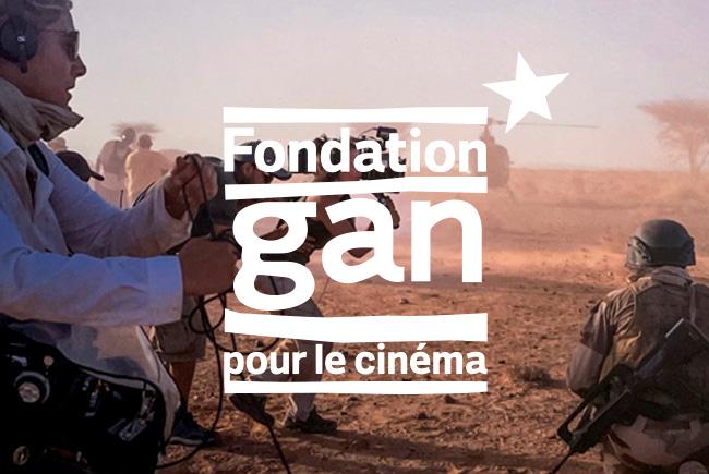 Fondation Gan pour le Cinéma Plaquette